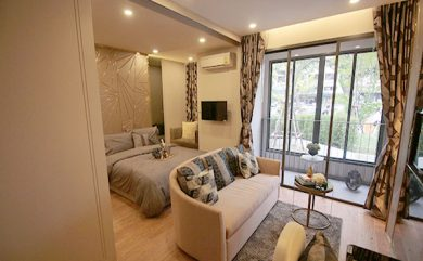 Ideo-Q-Chidlom-Bangkok-condo-1-bedroom-for-sale-5