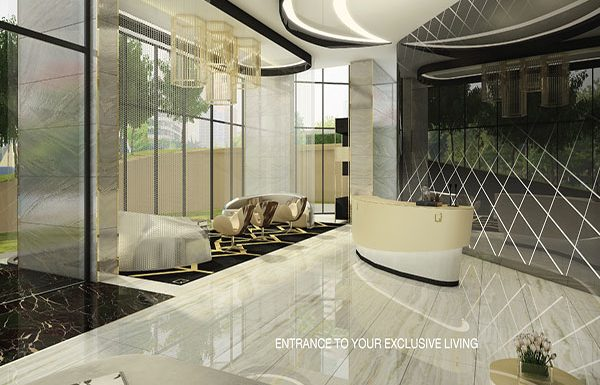 Ideo-Q-Chidlom-Bangkok-condo-for-sale-entrance-to-your-exclusive-living